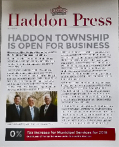 Haddon Press Summer 2018