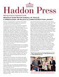 Haddon Press Spring 2019