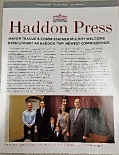 Haddon Press Winter 2018