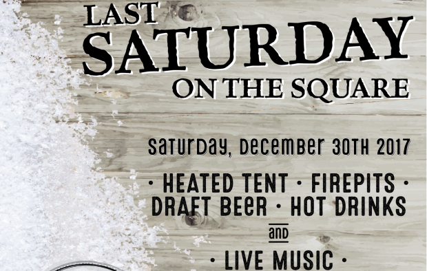 Last Saturday on the Square with entertainment by Wayside Shakeup & the Rockets!