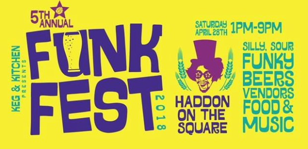 Keg & Kitchen Funkfest on the Square!