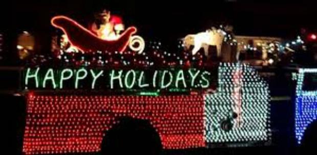 Holiday on Haddon & Parade of Lights